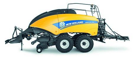 new holland prasy big baler 001 NEW HOLLAND Big Baler   wielkogabarytowa prasa nowej generacji