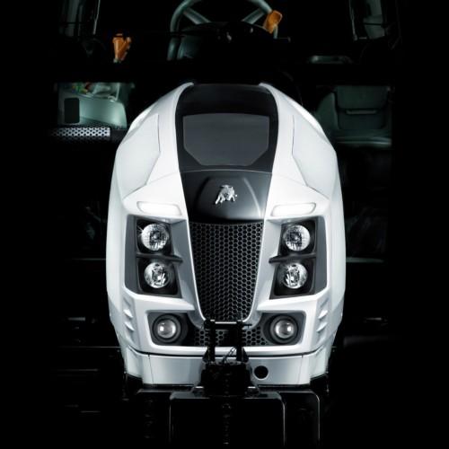 lamborghini nitro przd Lamborghini Nitro zdobywa nagrodę Golden Tractor za najlepszy design
