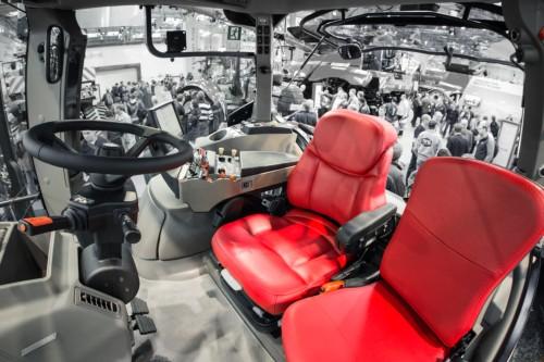 case ih puma pe 3 Puma Platinum Edition   ekskluzywny model ciągnika od CASE IH