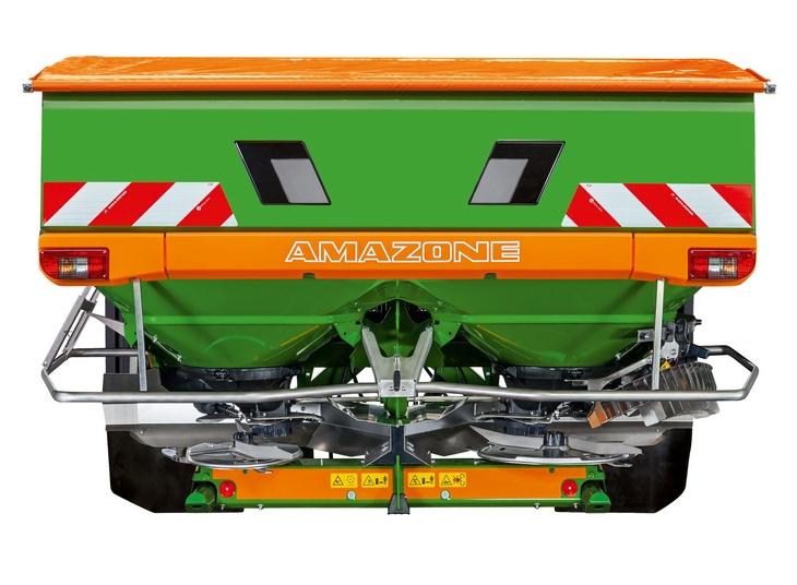 Amazone rozsiewacz ZA V2600 foto1 AMAZONE poszerza gamę rozsiewaczy ZA V o model 2600