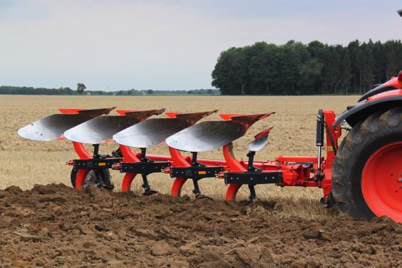 Kubota RM2005V Kubota   premiera maszyn uprawowych w Kielcach