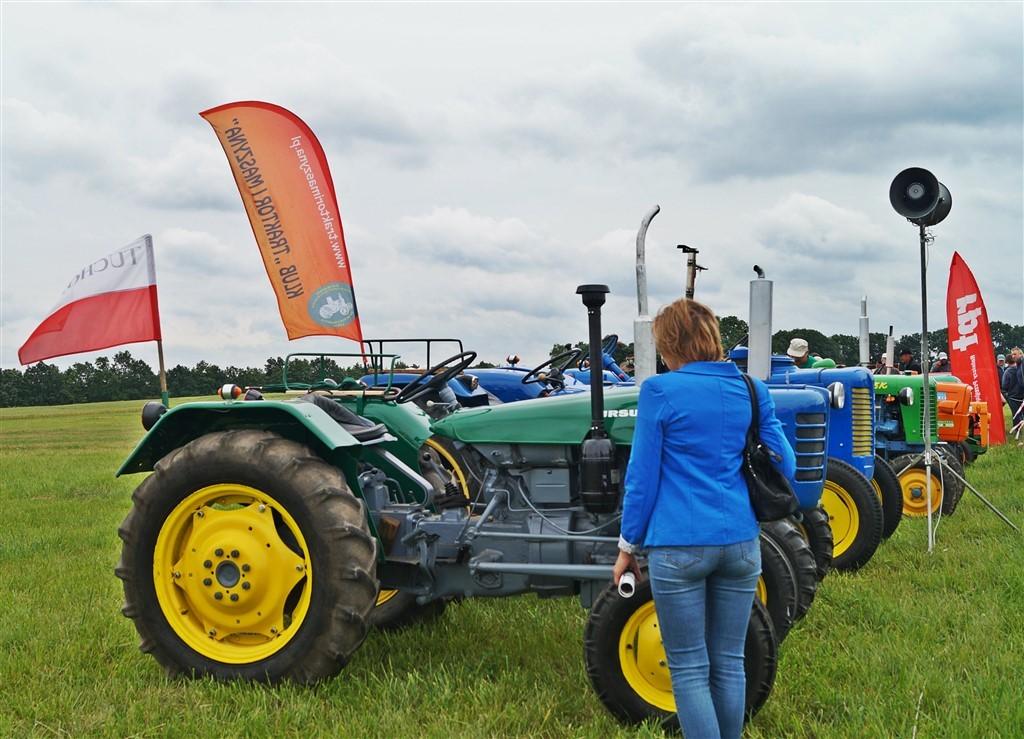 dsc08406 Retro traktory powróciły do Minikowa – VIDEO